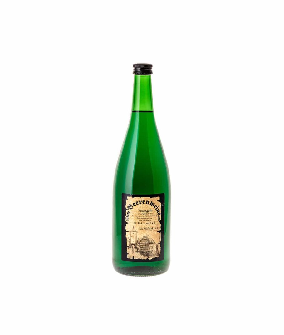 Hexengalle 1,0 Liter Flasche
