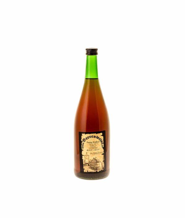 Erdbeermet 1,0 Liter Flasche