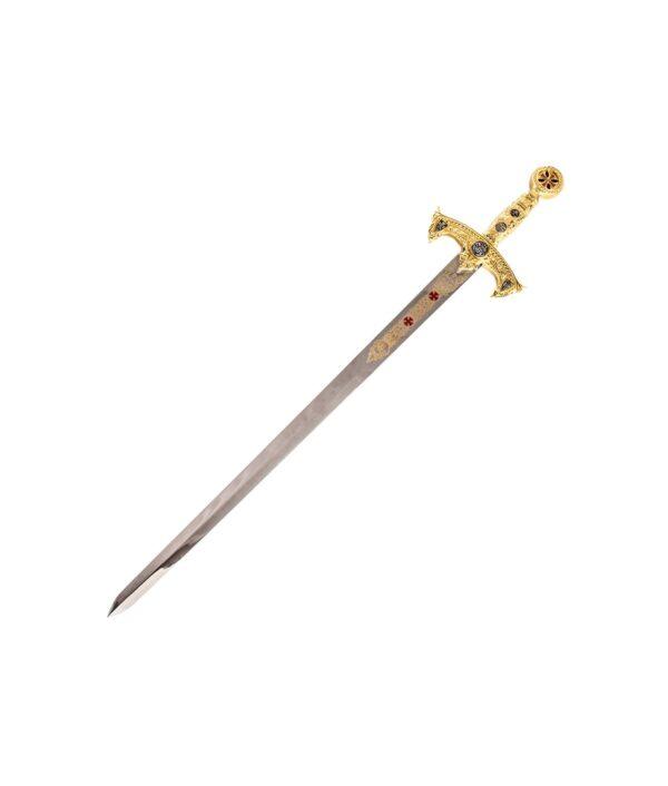 Das Schwert des Templer Ordens aus der Schmiede von Marto.