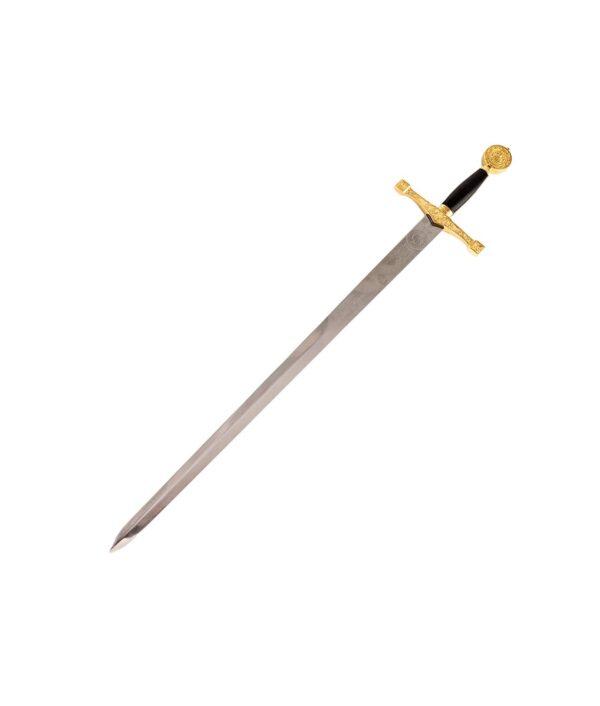 Das legendäre Schwert Ecalibur des englischen Königs Arthus.