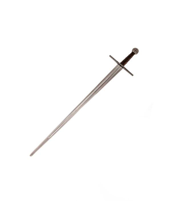 Schwert der Tempelritter schräg
