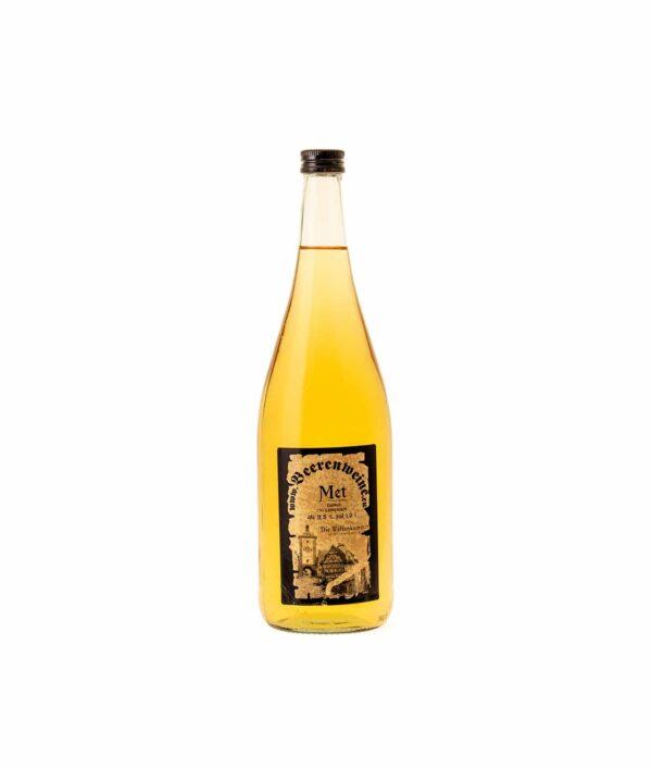 Met lieblich 1,0 Liter Flasche