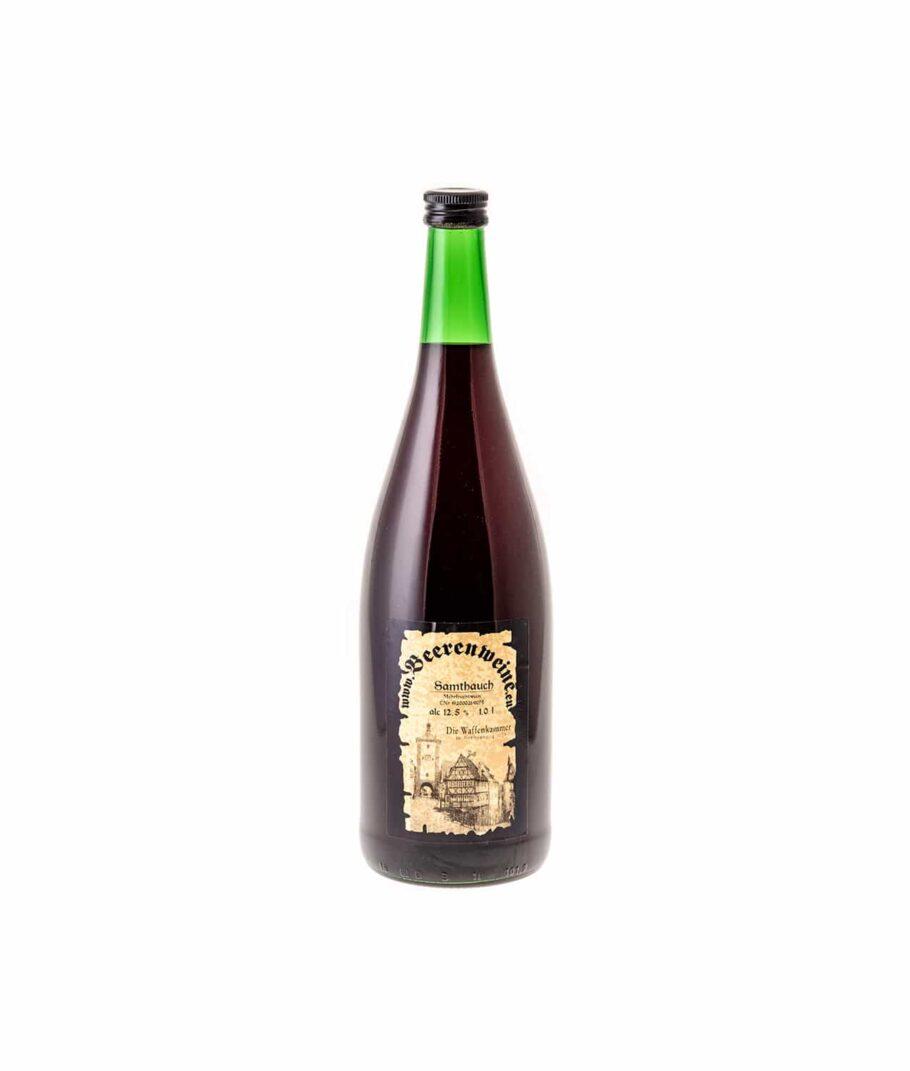 Samthauch 1,0 Liter Flasche