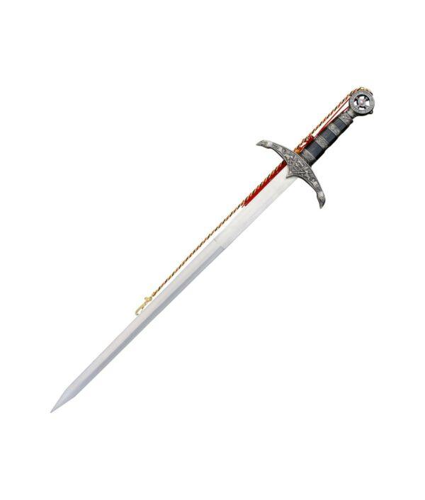 Kurzschwert von Robin Hood ohne Scheide.