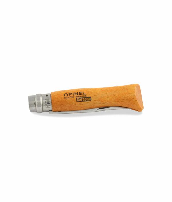 Opinel Taschenmesser mit Klinge aus Carbonstahl