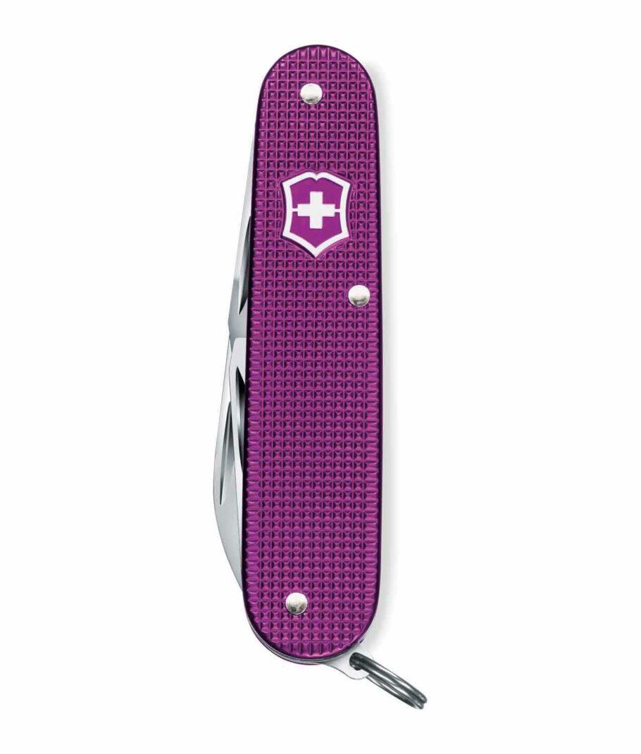 Victorinox Taschenmesser in Orchid-Violett