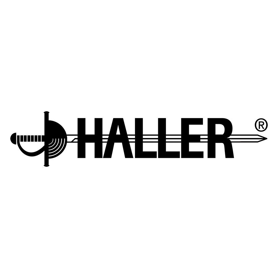 Logo von Haller Stahlwarenhaus.