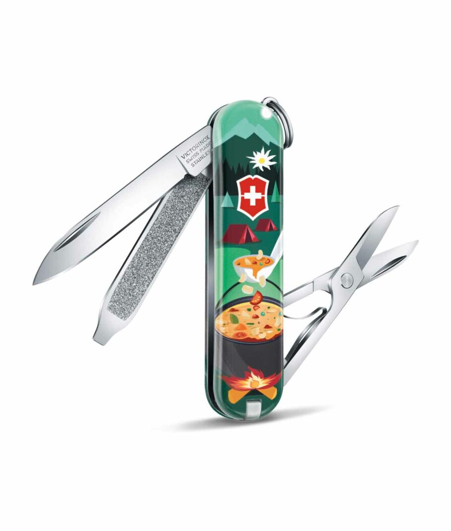 Victorinox Classic Limited Edition 2019 Swiss Mountain Dinner