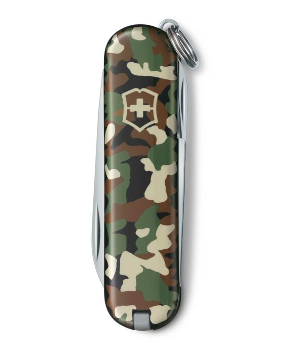Victorinox Classic Camouflage geschlossen