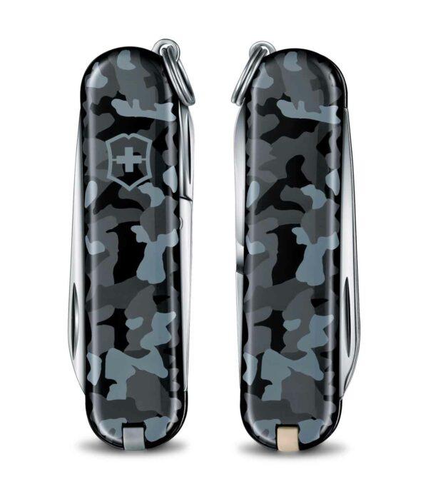 Victorinox Classic Navy Camouflage