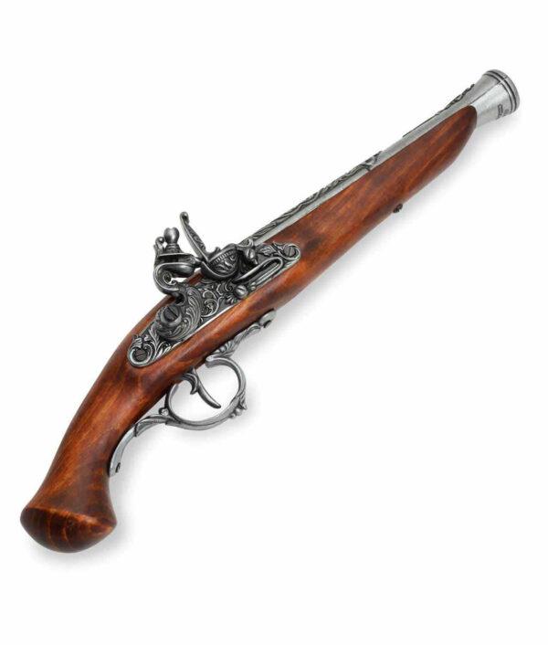 Deutsche Steinschloss-Pistole