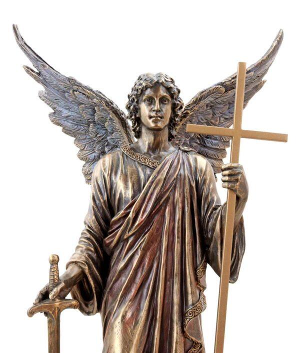 Erzengel Zadkiel der Engel der Gerechtigkeit Gesicht