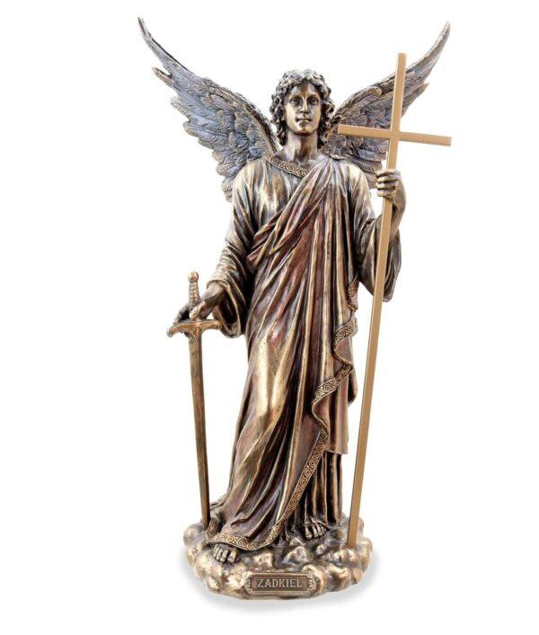 Erzengel Zadkiel der Engel der Gerechtigkeit