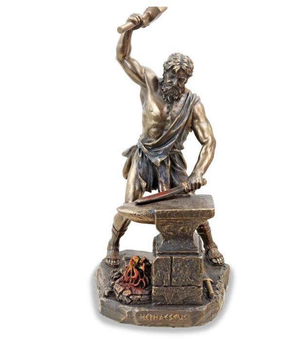 Hephaistos, der griechische Gott des Feuers und der Schmiedekunst