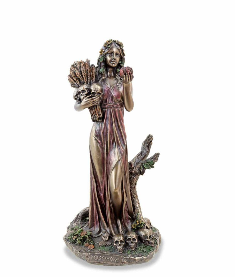 Griechische Göttin der Unterwelt Persephone