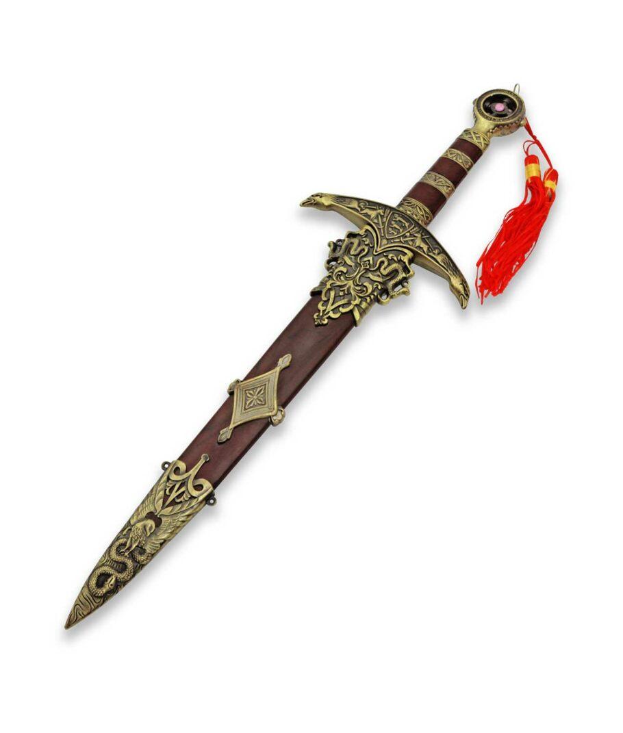 Ein Doch aus der Waffenkammer Edition: Robin Hood mit Scheide