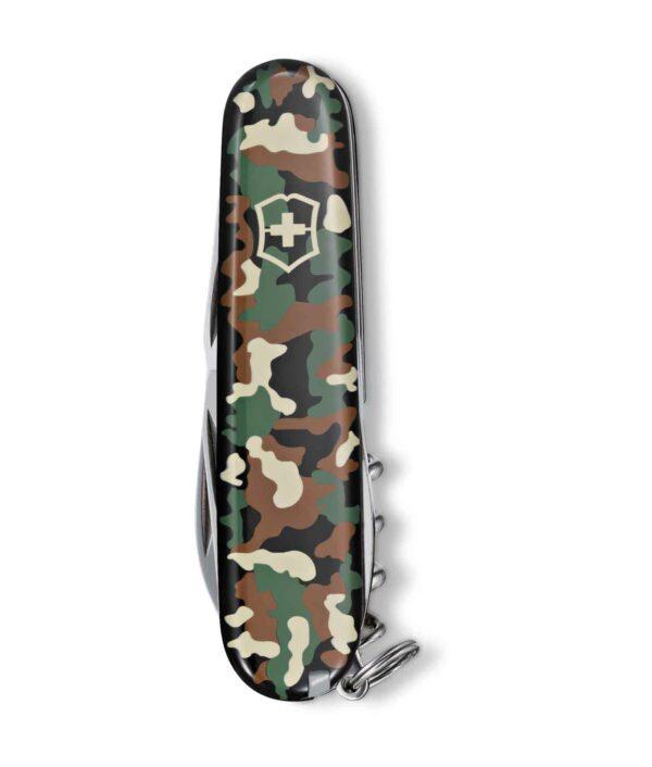 Victorinox Spartan Camouflage geschlossen