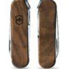 Victorinox Classic SD Wood beidseitig