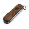 Victorinox Classic SD Wood liegend