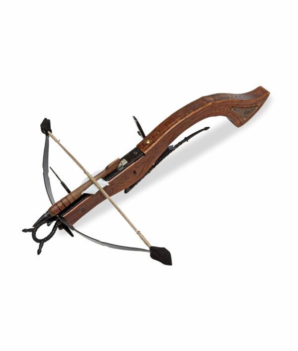 Mittelalterliche Armbrust 46 cm